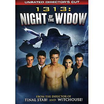 1313: Night of the Widow [DVD] USA import
