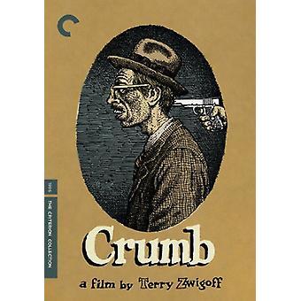 [DVD] USA import Crumb