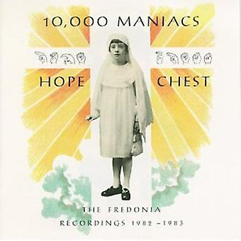 10000 Maniacs - Hope Chest-Fredonia Recordings [CD] USA import