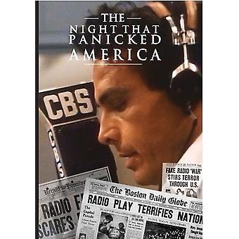 Night That Panicked America [DVD] USA import