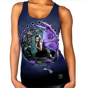 Wild star - naiad - womens vest top  available in plus sizes