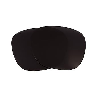 Replacement Lenses for Oakley Garage Rock Sunglasses Dark Black Anti-Scratch Anti-Glare UV400 by SeekOptics