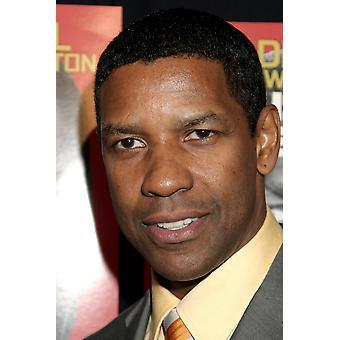 Denzel Washington tulohallissa avaamista Julius Caesar Denzel Washington Belasco Theatre New York New York huhtikuussa 03 2005 kuva Rob RichEverett kokoelma julkkis
