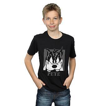 Disney Jungen Pete beschnitten Kopf T-Shirt