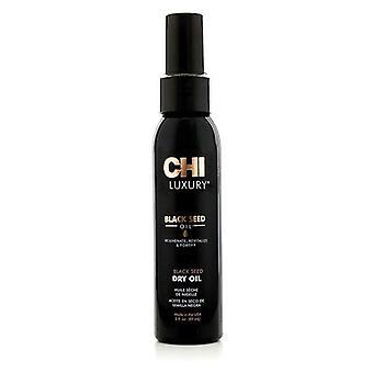 Chi luksusowych czarny olej czarny ziarno suche olej z nasion - 89ml / 3oz