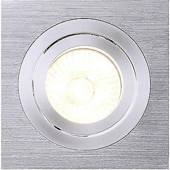 SLV 111361 New Tria I Recess-mount bracket HV halogen GU10 50 W Aluminium (brushed)