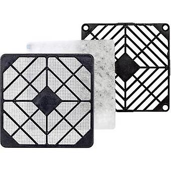 SEPA LFG 40-45 Fan calandre ensemble 1 pc(s) (W x H x D) 46,4 x 6,5 x 46,4 mm Plastique