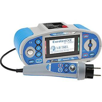 Metrel MI 3102BTVDE-Tester VDE 0100/installation measuring device XE BT Calibrated to ISO standards