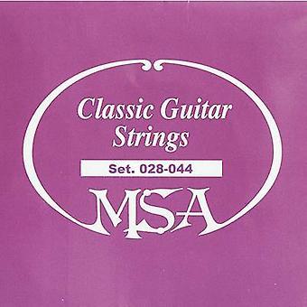 MSA Musikinstrumente Nylon string SK20 028-044
