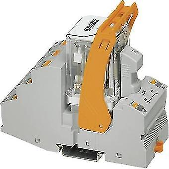 Phoenix kontakt RIF-4-RPT-LDP-24DC/3X21 relé komponent nominell spenning: 24 V DC bytte strøm (maks.): 10 A 3 bytte-overs 1 PC (er)