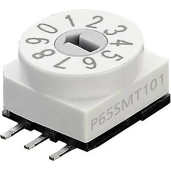 Hartmann P65SMT 101 Trick Coding Switch High Temperature Setting slot/SMT ≤ 0.1 A