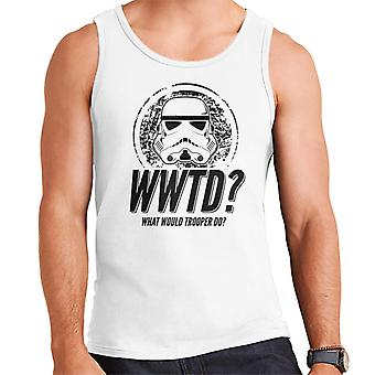 Stormtrooper original o soldado faria colete masculino