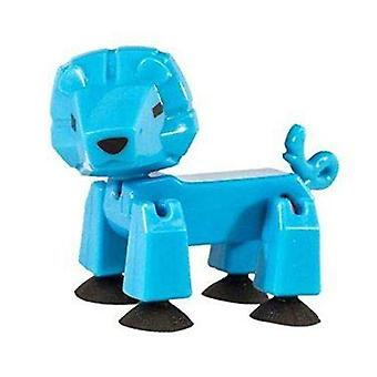 StikBot Safari, StikLion, sininen