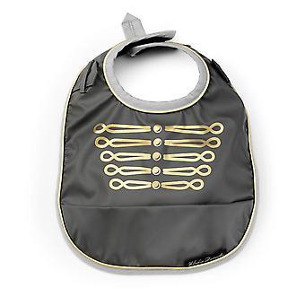 Elodie Details - Baby-Lätzchen - golden grau