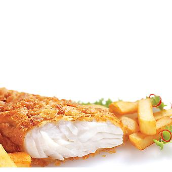 Youngs Frozen Small Battered Pollock Fillets