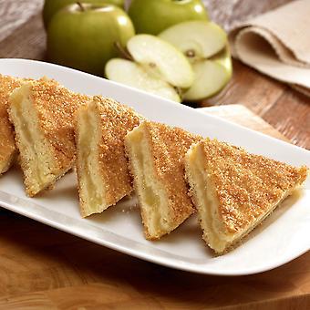 Handmade Cake Company Frozen Apple Shortcake Traybake