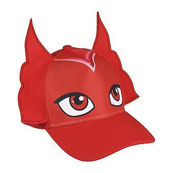 PJ Masks Pyjamashjältarna Premium Keps One Size Ugglis