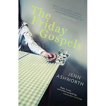 Perjantai evankeliumit by Jenn Ashworth - 9781444707748 kirja