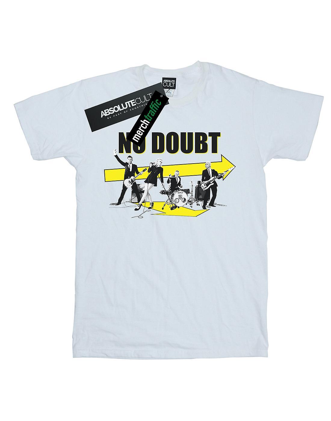 No Doubt Men's Arrows Poster T-Shirt