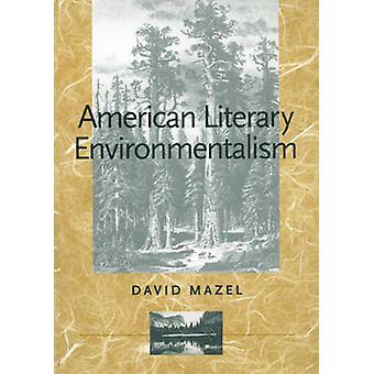 Amerikaanse literaire milieubeweging door David Luc Maezelle - 9780820321806 boek