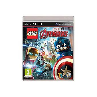 ليغو الأعجوبة المنتقمون لعبة PS3