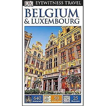 DK Eyewitness Travel Guide Belgien & Luxemburg
