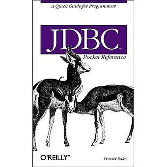 JDBC-Pocket Reference