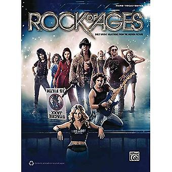 Rock of Ages--Movie Selections: Piano/Vocal/Guitar