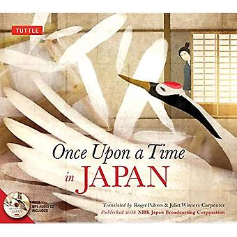 Once Upon a Time in Japan (Book & MP3)