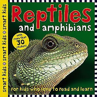 Smart Kids klistermärke reptiler (smarta barnen klistermärke böcker)