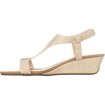 Alfani Womens Vacanzaa Open Toe sandálias de plataforma Casual