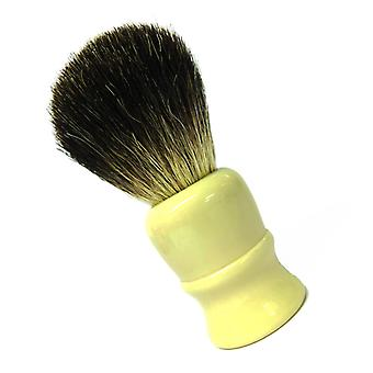 Sovereign Pure Badger Shaving Brush Ivory