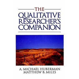 Kvalitativa forskare följeslagare av Huberman & Micheal