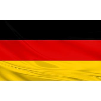 Duitsland vlag 3 ft x 5 ft Polyester stof onderdaan van een land