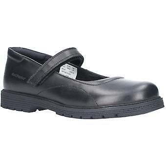 Las chicas de Hush Puppies cuenta Senior Mary Jane zapatos de la escuela