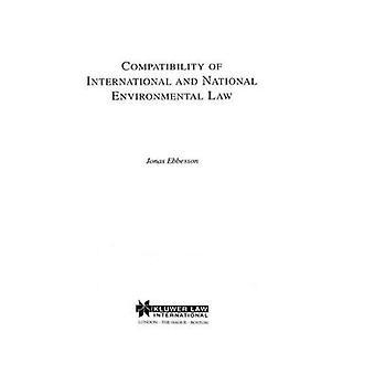 Kompatibilitet mellan internationella och nationella miljölagstiftningen av Ebbesson
