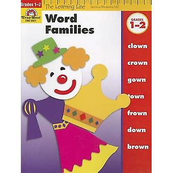 Word Families - Grades 1-2 by Evan-Moor Educational Publishers - 9781