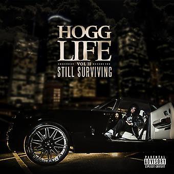 Slim Thug - Hogg leven: 2 nog overlevende [CD] USA importeren