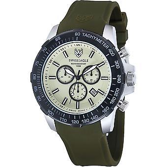 Swiss Eagle Herzog SE-9065-09 Heren Horloge