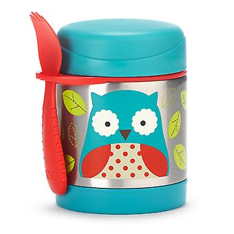 Skip Hop Zoo eristetty Food Jar, pöllö