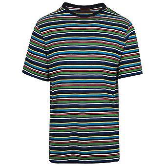 MISSONI Multi Coloured Striped T-Shirt