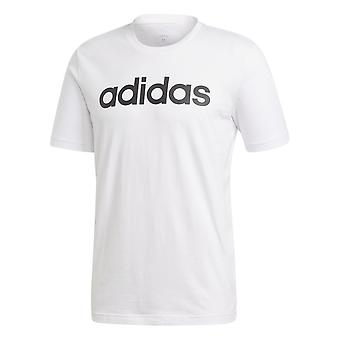 Adidas Essentials Linear logo DQ3056 universaali koko vuoden Miesten t-paita