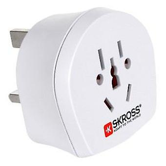 Skross Combined Universal adapter for UK (DIY , Electricity)