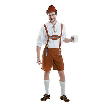 Amscan Costume Boy Oktoberfest for Adult (Babies and Children , Costumes)