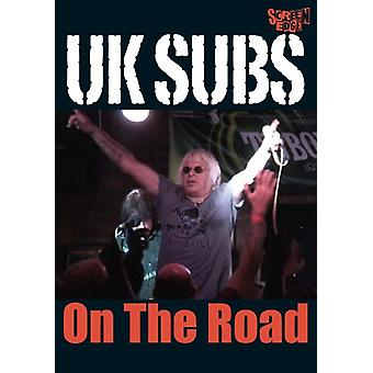 Uk Subs - On the Road [DVD] USA import