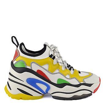 אפר נעליים אש מאמן מרובה טריז בצבע