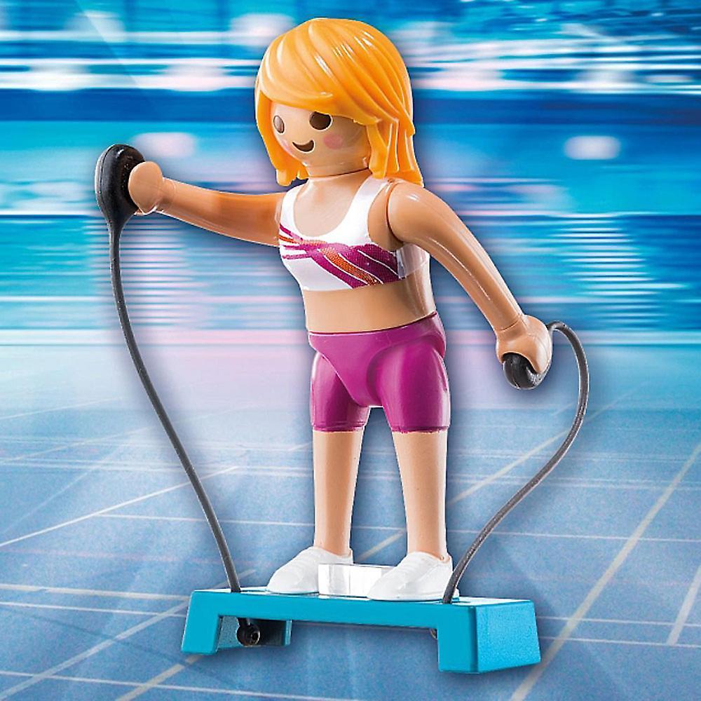 Playmobil Playmo venner fitnessinstruktør
