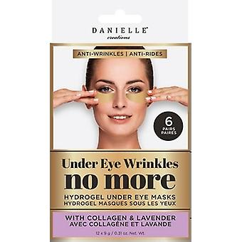 Danielle Under Eye Patches - Anti-wrinkle (6 Pairs)