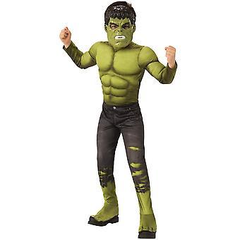 Boys Hulk Costume -  Avengers: Endgame