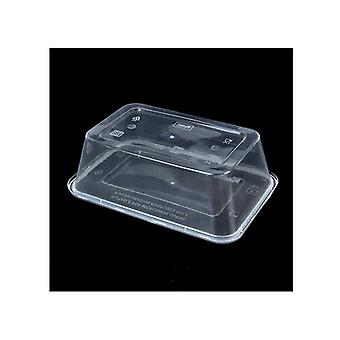 Food Containers Take Away Plastic Base Lids Bulk